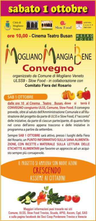 Fiera del rosario 2016 1 ottobre slow food condotta di for Fiera elettronica calendario 2016